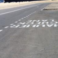 road signalisation 6