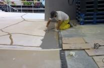 surface treatment 14